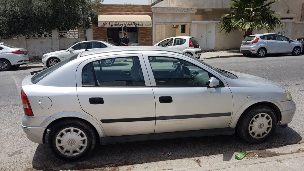 Opel Astra G Année 2001
