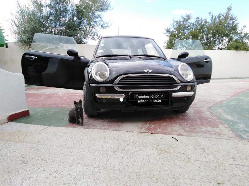 Mini one (Moteur BMW)