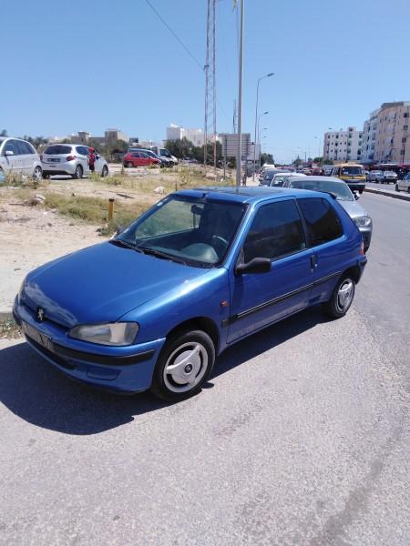 Peugeot 106 deux portes