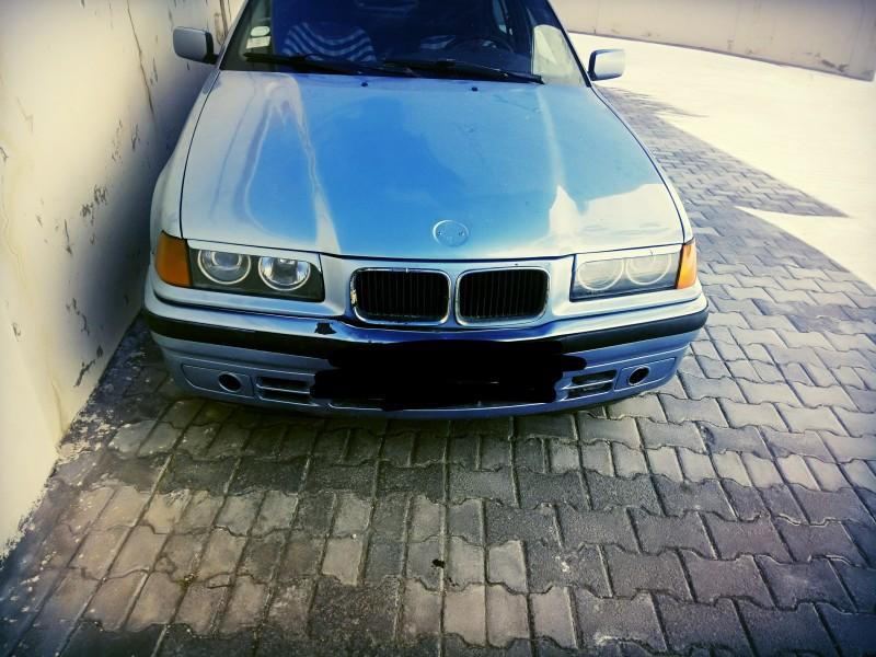 BMW e36 diesel