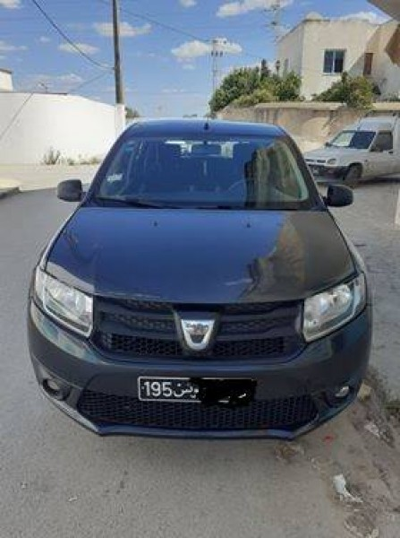 Dacia Sandero tout neuf