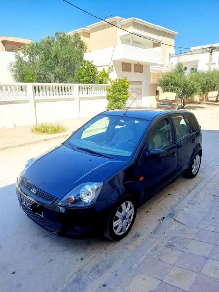 Ford fiesta Ghia 2006 tt option