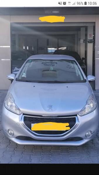 Peugeot 208 tt option