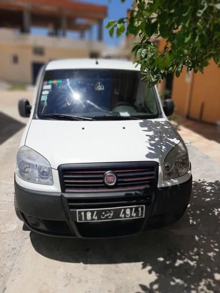 Fiat doblo ndifa 3morha 4ans we nous mechiya 170.000