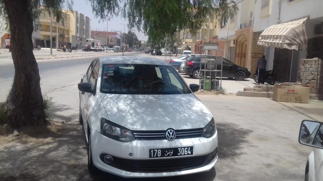 VW polo 7 sedan phase 2