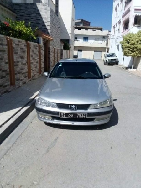A vendre peugeot 406 tts options