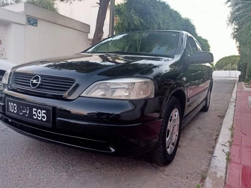 Opel astra g model 2002