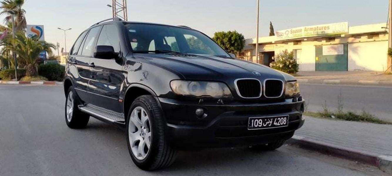 BMW x5 a vendre