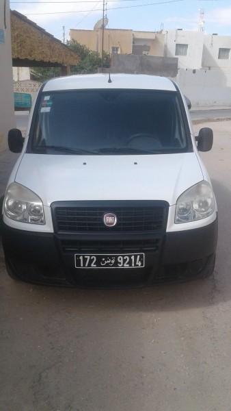 Fiat doblo en bon état (ndhifa)(58817651)