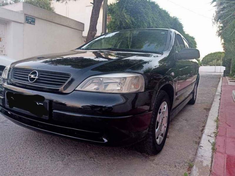 Opel astra g model 2004
