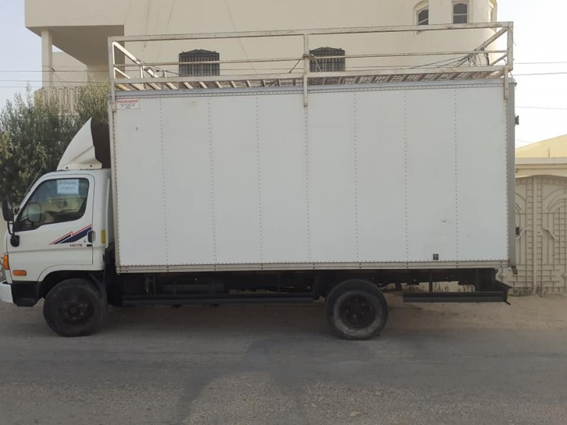 Camion HD78