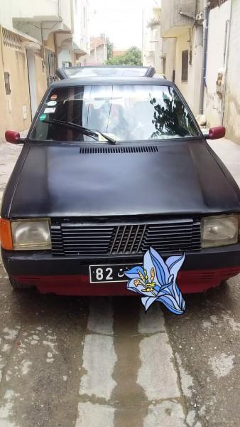 Fiat uno deux porté