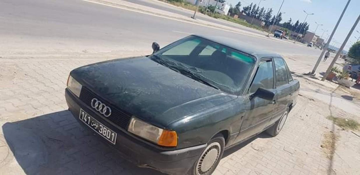 Audi 80 4CV mazout