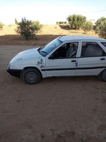 Citroën ZX ndhifa barcha