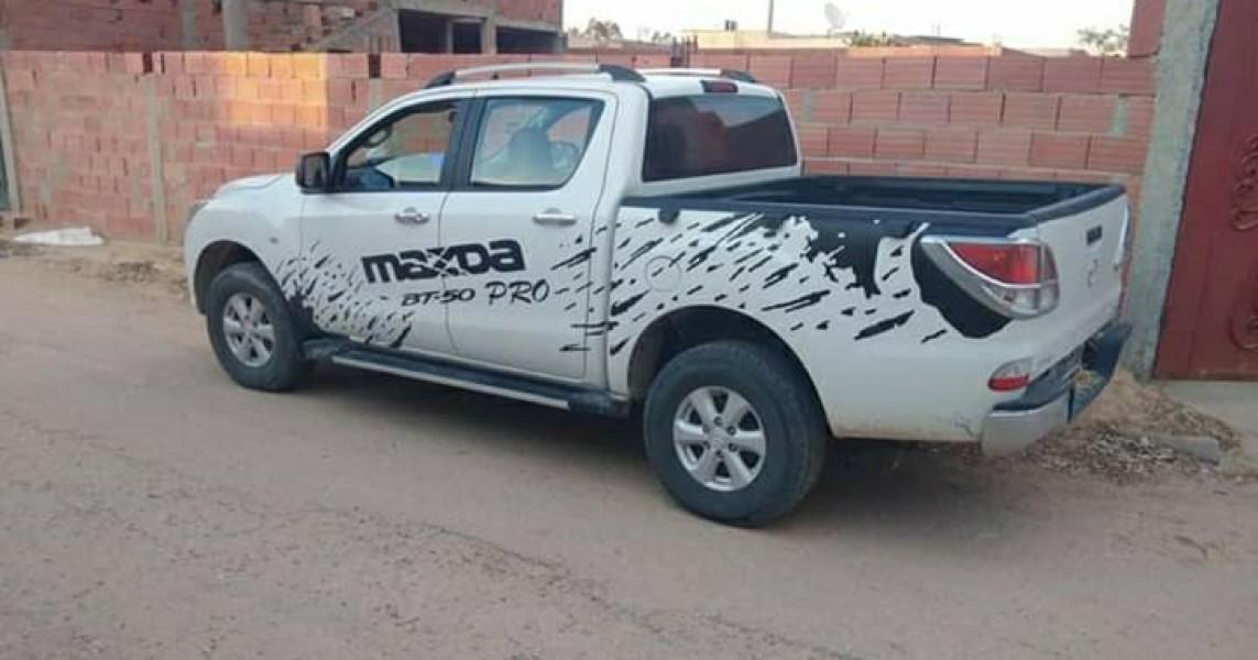 Mazda bt50  pro