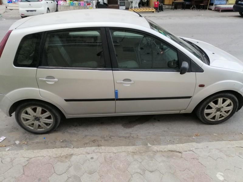 Ford fiesta ndhifa barcha