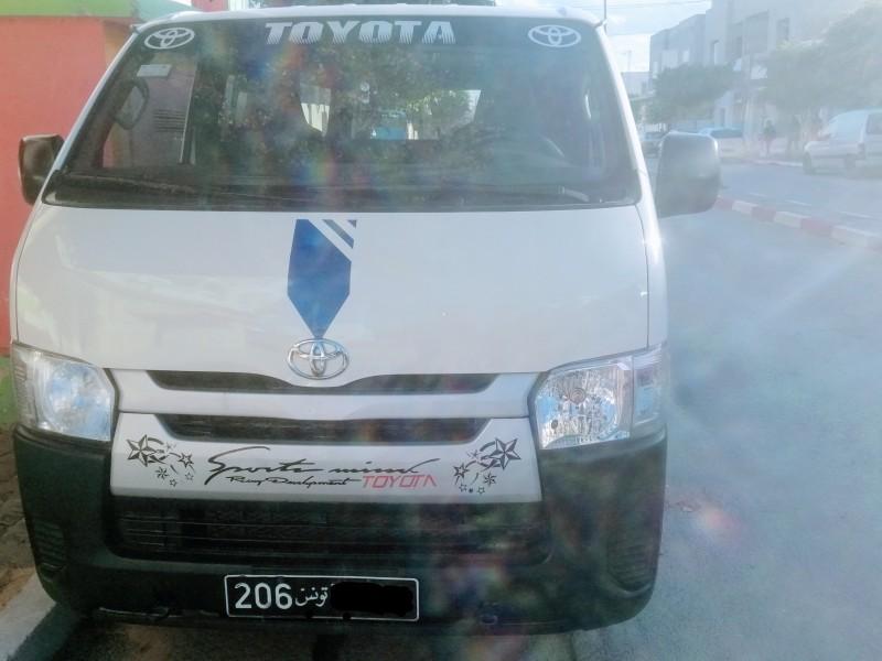 Toyota neuf