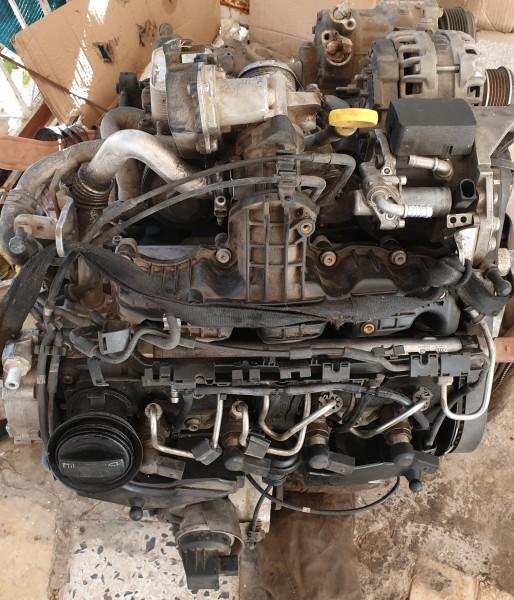 Motor pour polo sedan