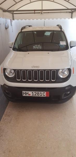 Jeep renegade édition allemande