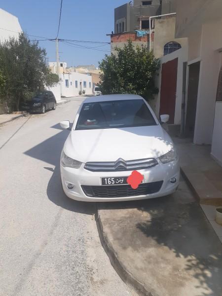 Citroën c'elysee 2013