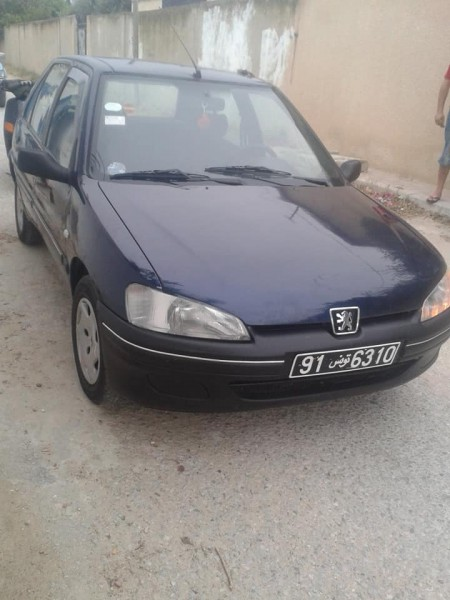 peugeot 106  injection
