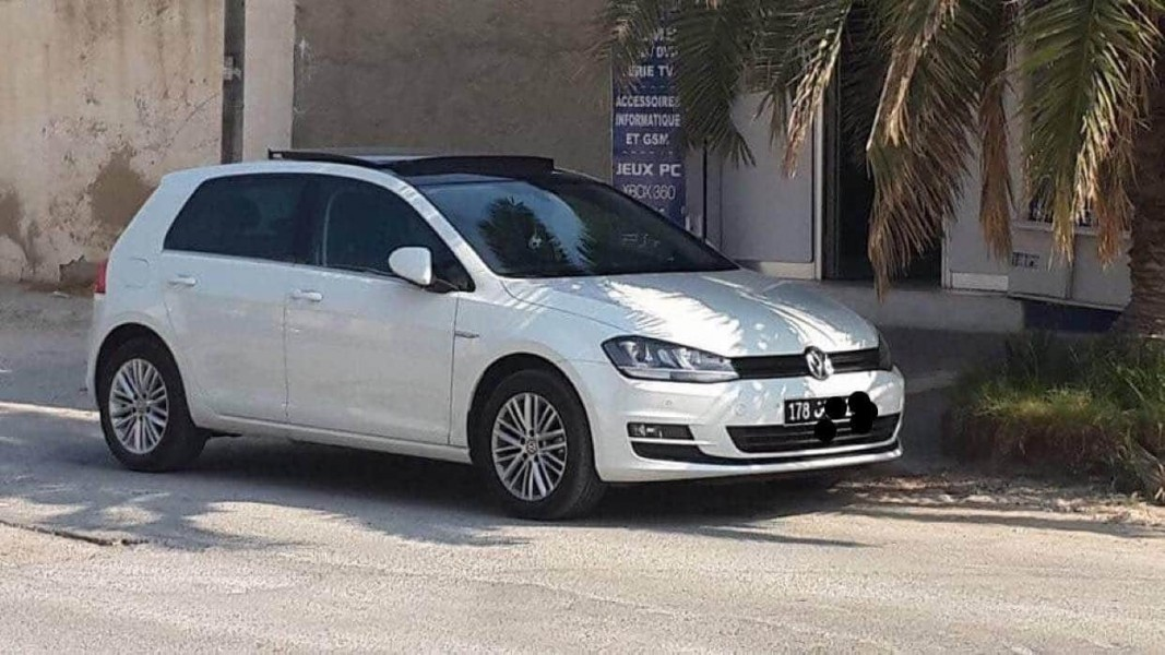 Golf 7 Cup High line 1.2 TSI