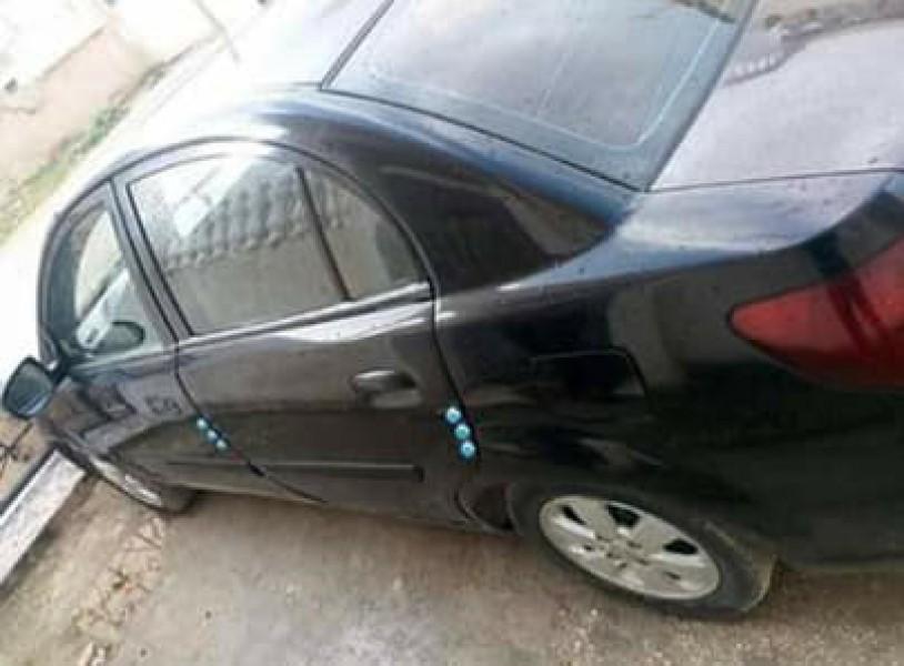 Kia Rio a vendre model 2012