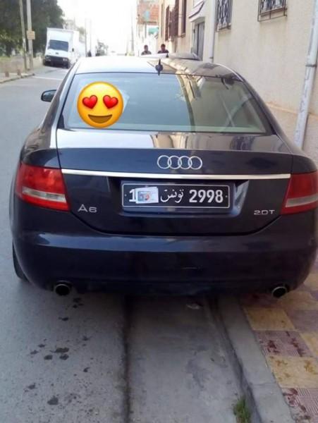 Belle Audi A6
