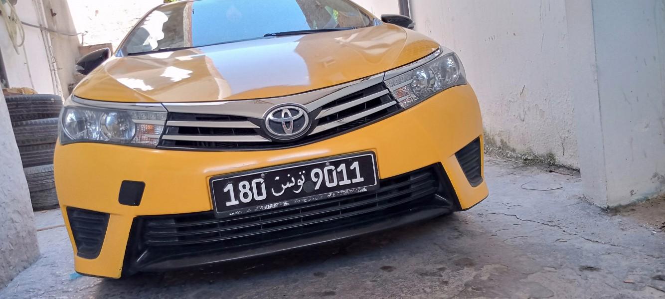 Toyota Corolla D-4D