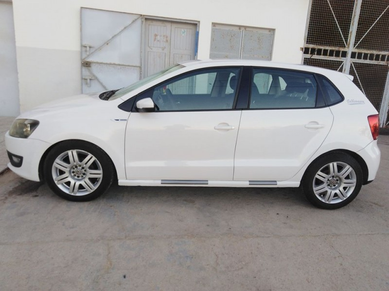 Polo 7 1.4 voiture neuf tôut option
