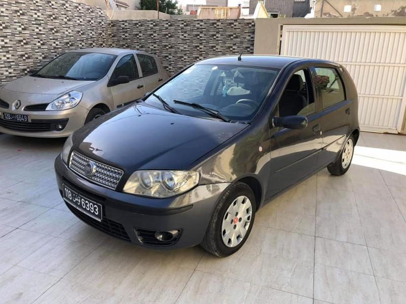 Fiat Punto 3 toute option