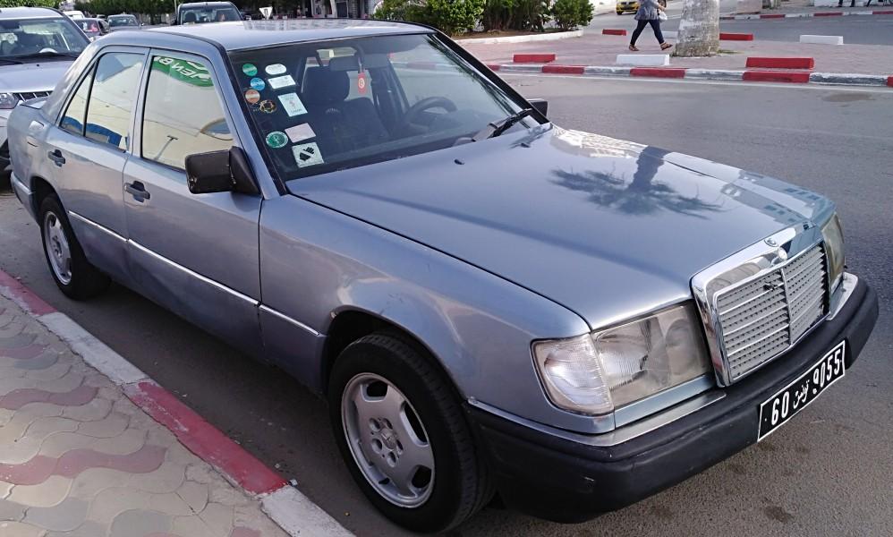 Vente Mercedes 200 diesel