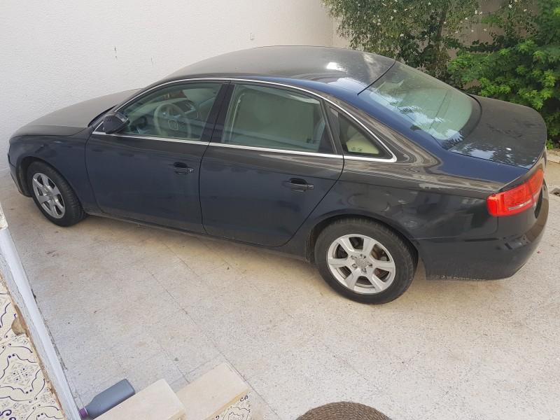 Audi a4 voitur