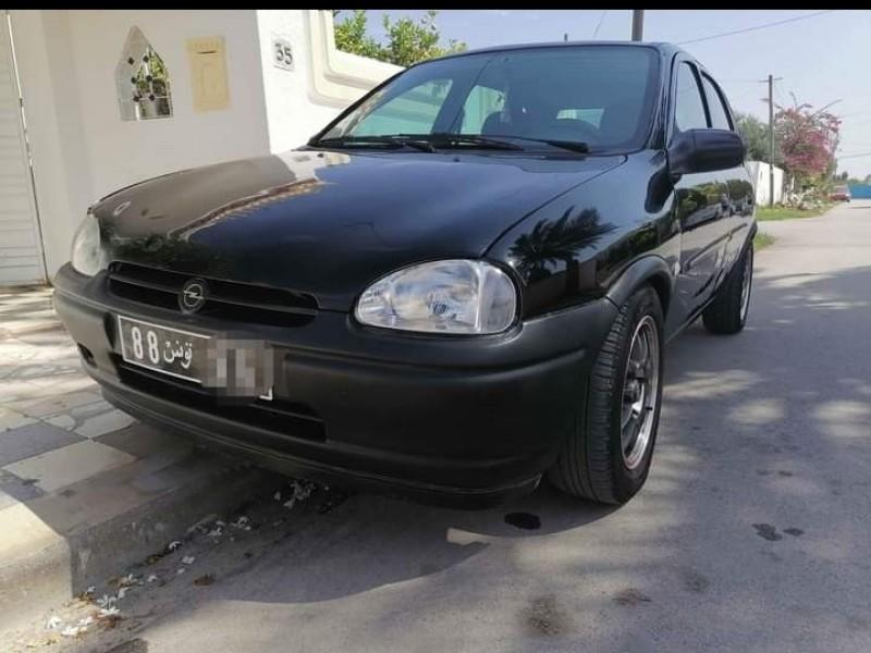 Opel Corsa El 7achtou ikalmni