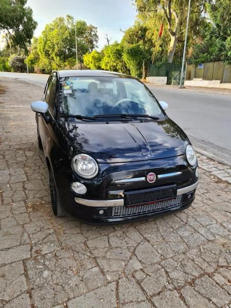 Av Fiat 500 Toit Panoramique
