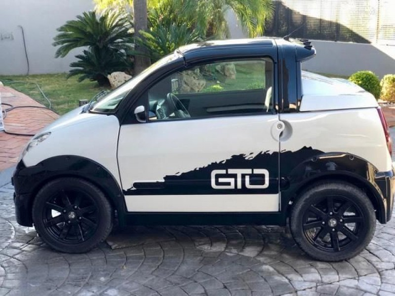 ma superbe aixam GTO sans réparation