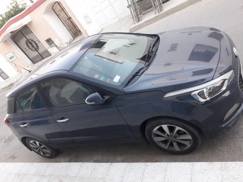 Hyundai i20 model