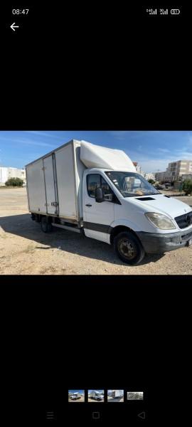 Sprinter cabine camion