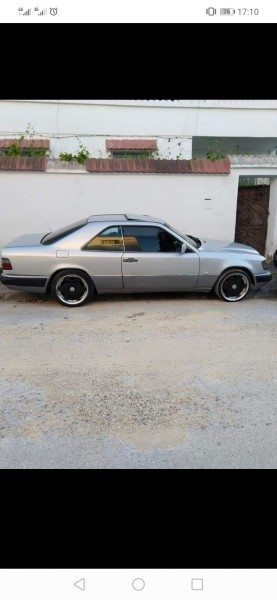 Mercedes w124 coupé av ou ech