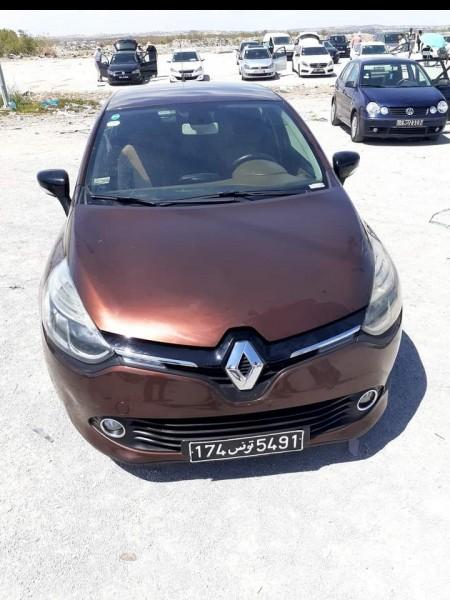 Clio 4 dynamique