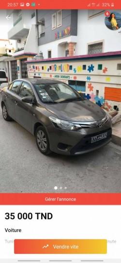 Toyota Yaris ❤️