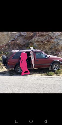 Opel Frontera uzuzi