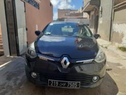 A Vendre Clio 4 Importée d'Italie année 2013