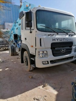 Camion hundai HD170