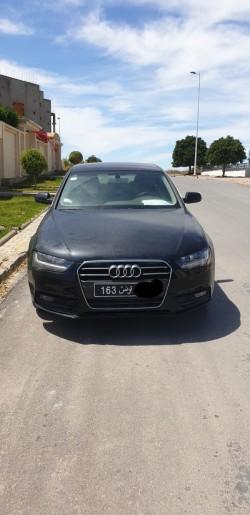Audi A4 première main