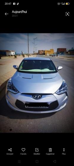 Hyundai veloster toute options faible kilométrage