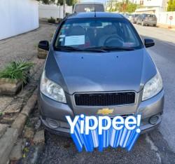 A vendre voiture femme Chevrolet Aveo