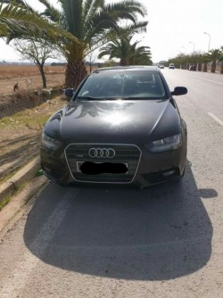 Audi A4 S Line boite 6 tt option état neuf