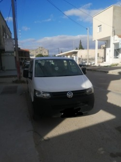 Volkswagen transporter t5 double cabine