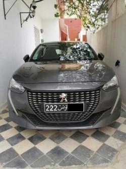 Peugeot 208 1.2 L active (modèle 2020)